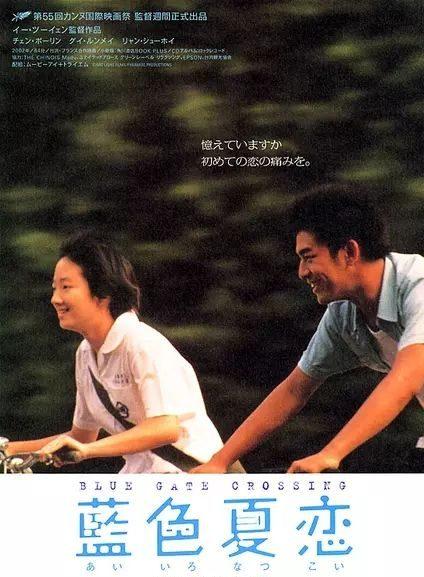 【蓝色大门 Blue Gate Crossing】电影百度网盘下载